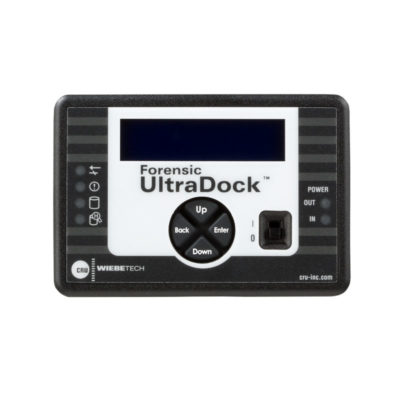 CRU WiebeTech Forensic Ultradock v5.5 Front