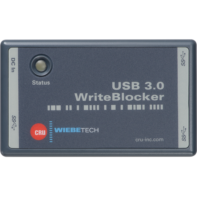 CRU WiebeTech USB 3.0 WriteBlocker