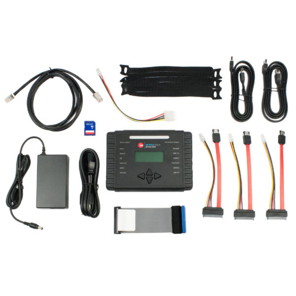 CRU WiebeTech Ditto DX Forensic FieldStation 5