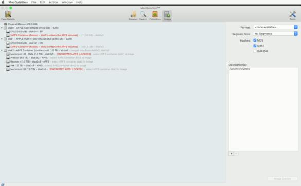 MacQuisition screenshot4