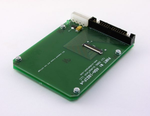 v4 Combo Adapter für 1.8-inch Hitachi ZIF