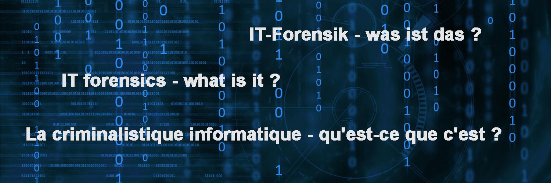 IT-Forensik-Was ist das