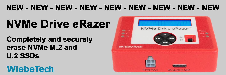 WiebeTech NVMe-Drive-Erazer